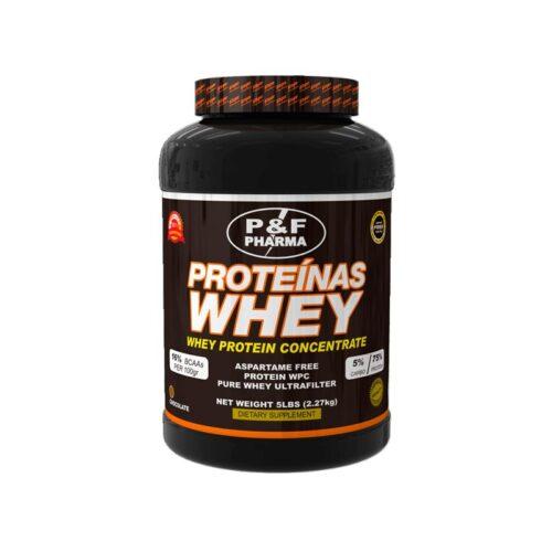 وی پروتئین ۱۰۰٪ پی اف فارما