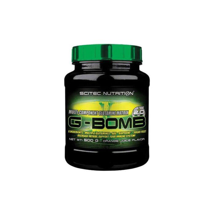 گلوتامین جی بمب 2 سایتک