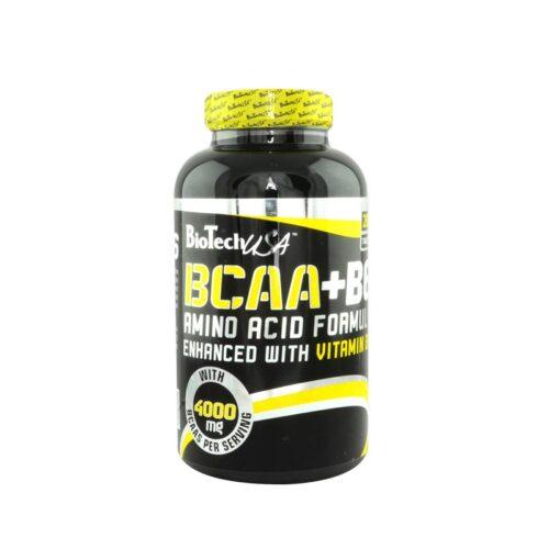 آمینو بی سی ای ای + ویتامین بی ۶ بایوتک