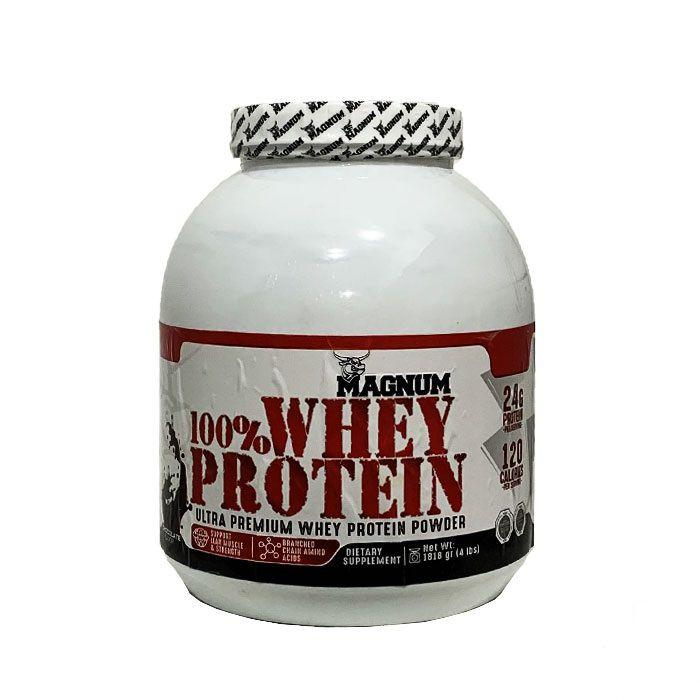 پروتئین وی ۱۰۰ درصد مگنوم