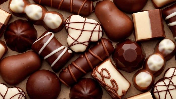 شکلات و کاهش وزن