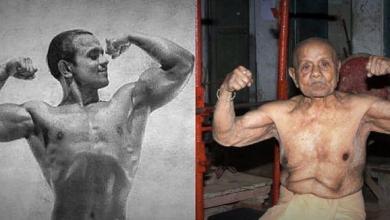 Photo of پدر بدنسازی هند 102 ساله شد اما هنوز تسلیم نمی شود