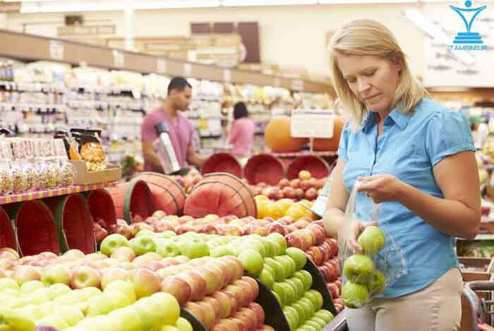 سوپر مارکت tamrino.ir