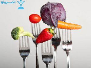 تنظیم رژیم غذایی