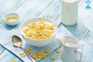 شیر لبنی صبحانه tamrino.ir