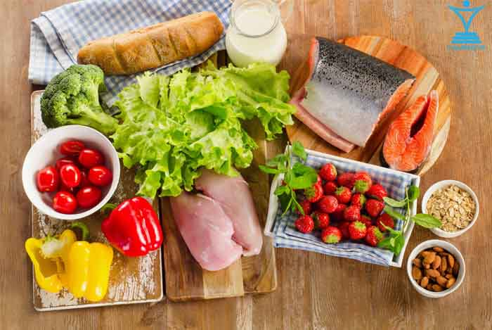 رژیم غذایی سبزی میوه tamrino.ir