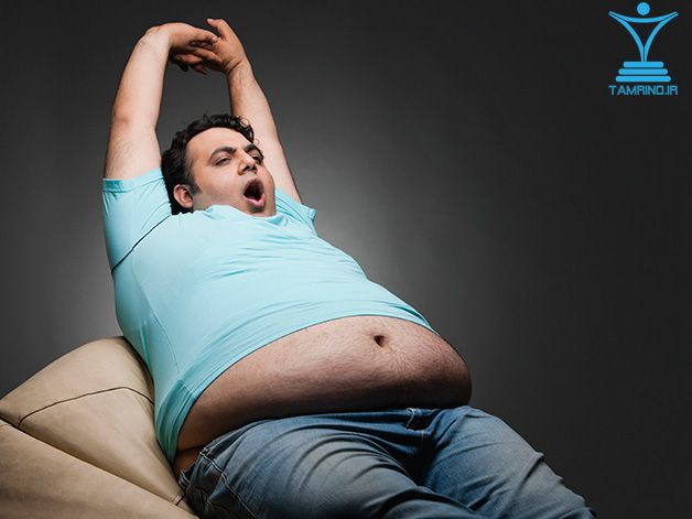 علل چاقی