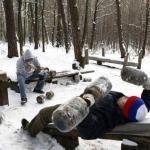 ورزش کردن در زمستان بدنسازی در زمستان