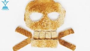 کربوهیدرات نان خطر