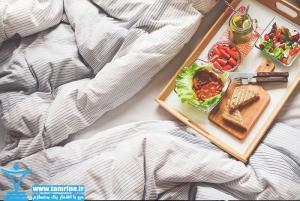 غذا بعد از فعالیت جنسی