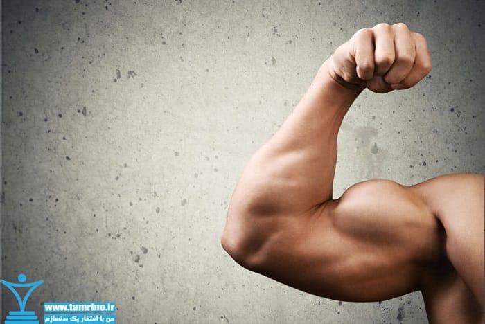 سفت کردن عضلات