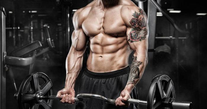 برنامه هیپرتروفی عضلانی