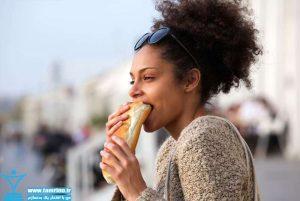 مواد غذایی در دوران حاملگی
