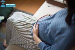 افزایش وزن در حاملگی