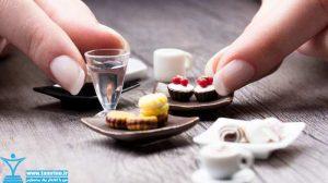 افزایش مصرف کالری و سنتز پروتئین