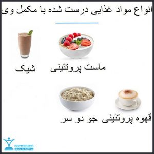 اهداف تغذیه