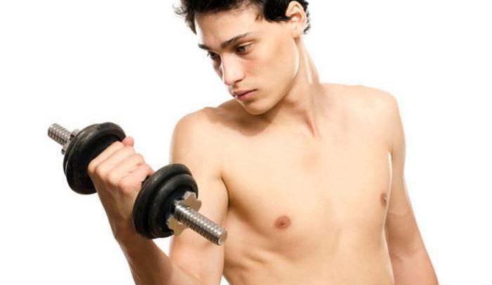 افزایش عضله بدون چربی