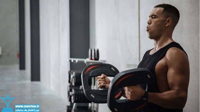 افزایش اسید لاکتیک در تمرینات