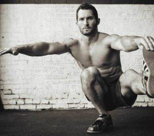 ساخت عضلات پا بدون دستگاه