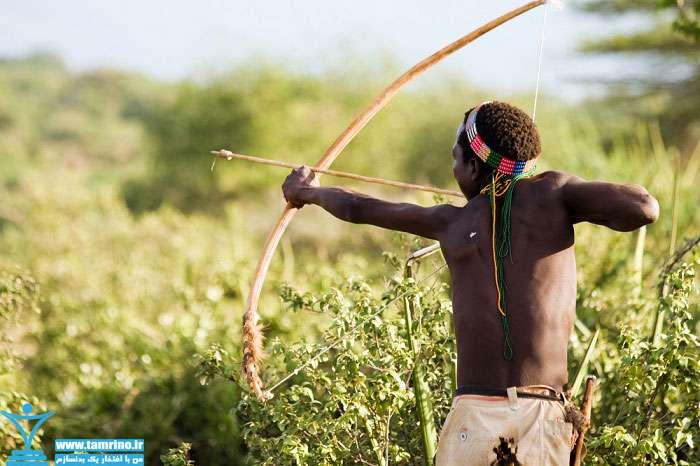 مردمان شکارچی
