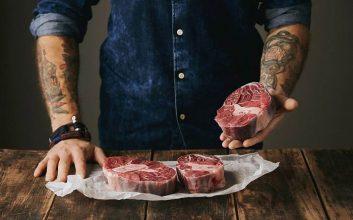 رژیم گوشت خواری