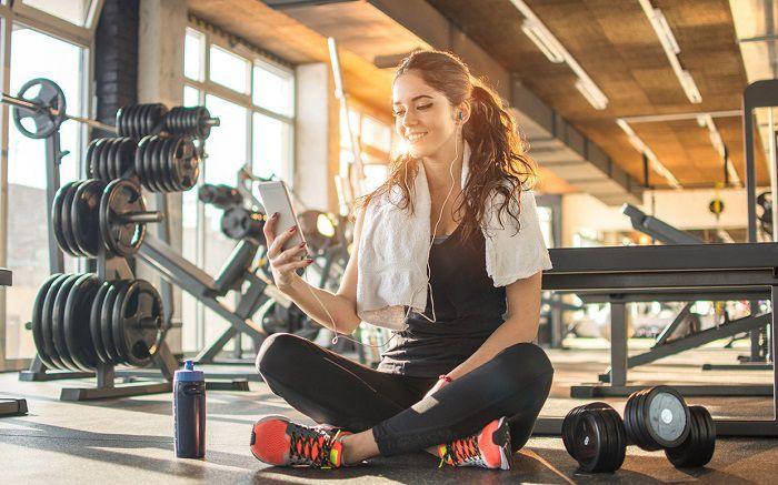 زنان و تمرینات بدنسازی