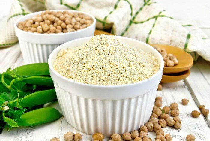 پروتئین نخود