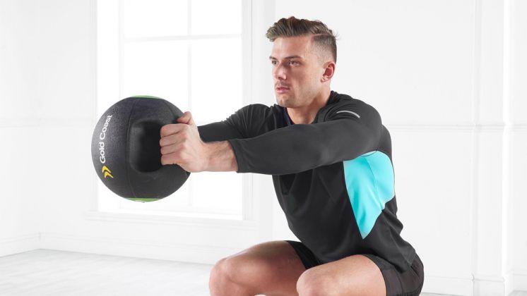 توپ طبی، لوازم جانبی بدنسازی برای ورزش در خانه، weight slam ball