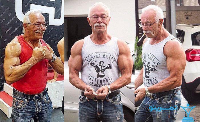 عضله سازی و پیری